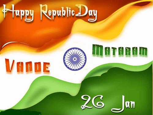 Happy Independence Day Indian Flag