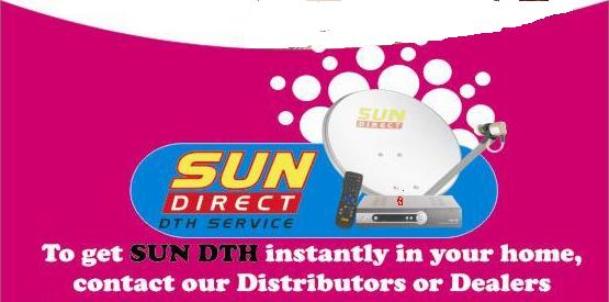 sun direct next generation dth service company in india