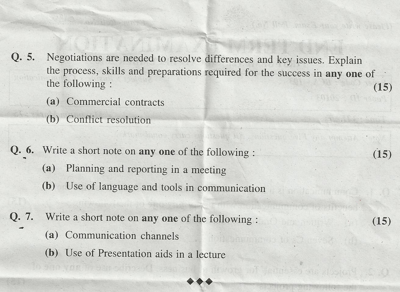 How To Write An Abstract For An Essay Business Communication Essay Homework Help Physical Chemistry Business  Communication And  Responses To Business Communication Notes Communication  Skills  How To Write An Narrative Essay also An Essay About Global Warming Communication Skills Essay Sample Academic Background Essay High  Topics For Exploratory Essays